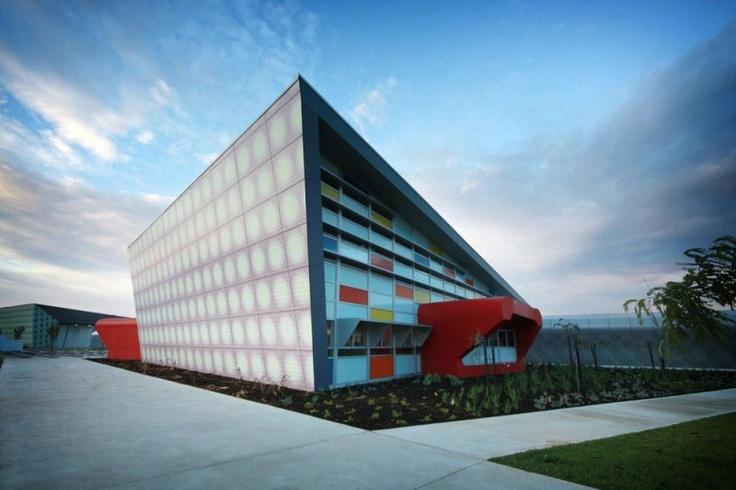 Atwell College in Perth, Australia architecture Pinterest