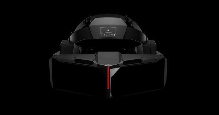 StarVR Virtual Reality Headset
