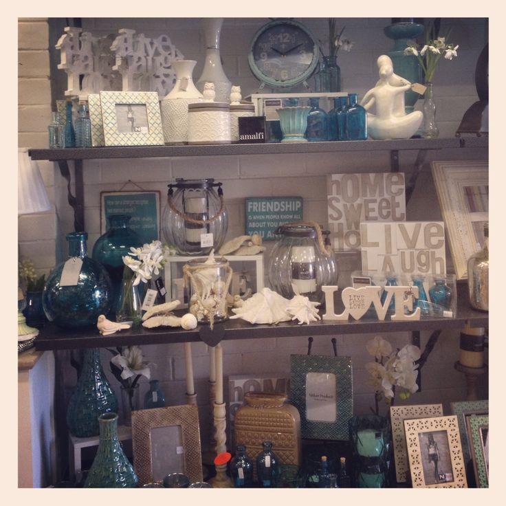New shop display Lavish Abode July 2013