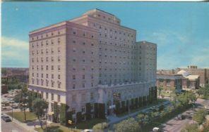 Prismaflex Postcard, The Hotel Saskatchewan Regina, A canadian Pacific Hotel