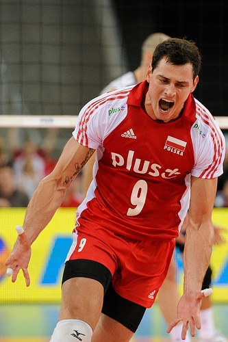 Zbigniew Bartman of Poland Volleyball Team  Fot. Mariusz Pałczyński / http://www.facebook.com/MariuszPalczynskiPhotography