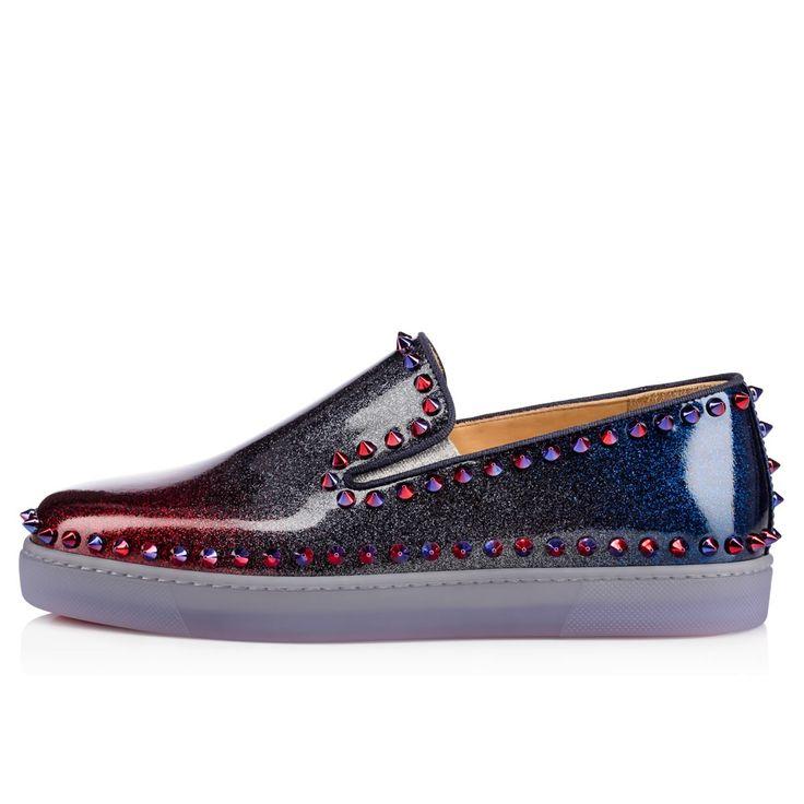 Christian Louboutin Zapato de barco Pareja