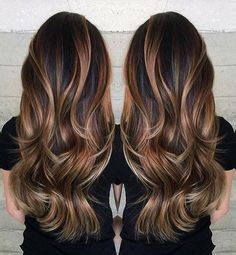 "Butterfly Loft Salon on Instagram: ""Caramel Macchiato... By Butterfly Loft stylist Janai @harttofcolor"""