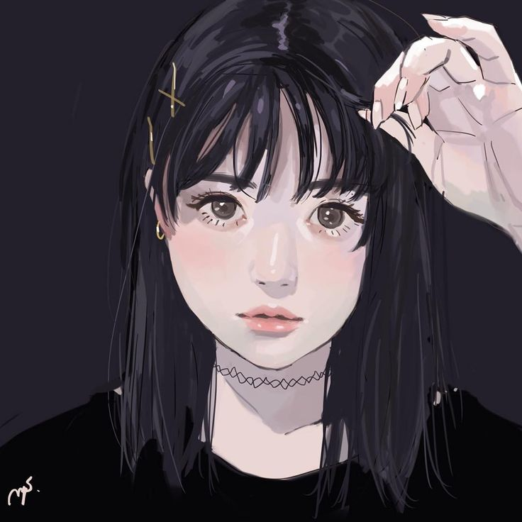 久々描いた #art #illust #illustration #girl #etopica