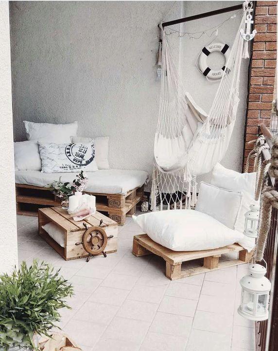 Krzeslo Brazylijskie Aruba Xxl Z Poduszka Hamak 7644882679 Allegro Pl Balkon Ogrod Garden Gardenparty Balconygarde Home Decor Looking For Houses Pillows