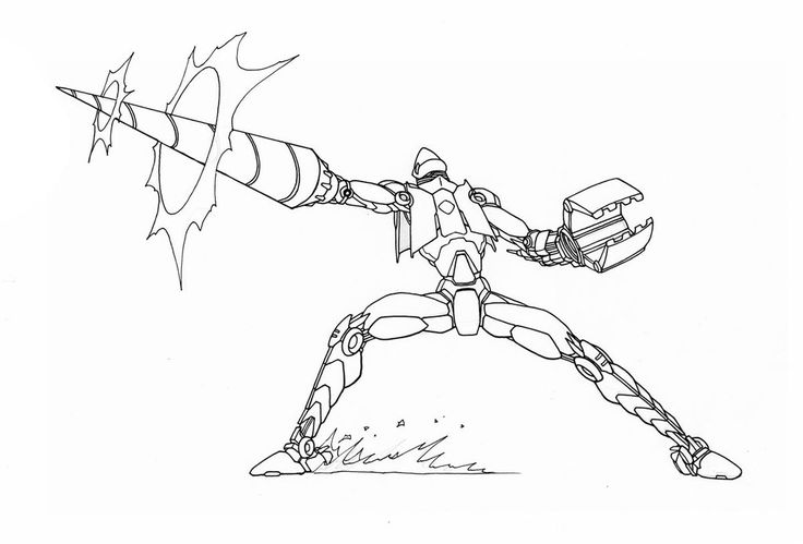 GETTER-2-re-design-ink-ruggine-riccardo pieruccini by RUGGINE-610.deviantart.com on @deviantART  Change! getter 2!!!  (© Toei Animation 1974)