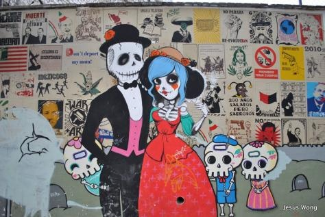 Day of the Dead- Mexico City, Mexico