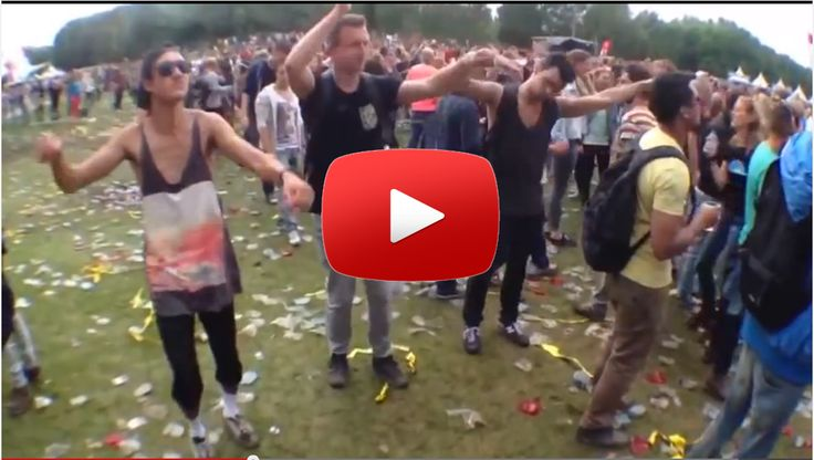 These Ravers Dancing to Benny Hill is Exactly What the Internet Needs Right Now