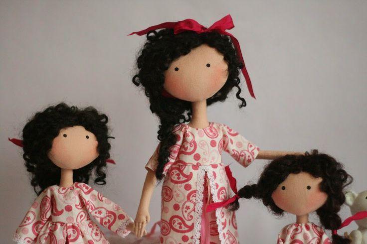Добро пожаловать в Puppendorf!: Три сестры