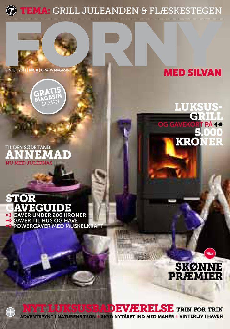 FORNY med Silvan, magasin nummer 8, vinter 2011