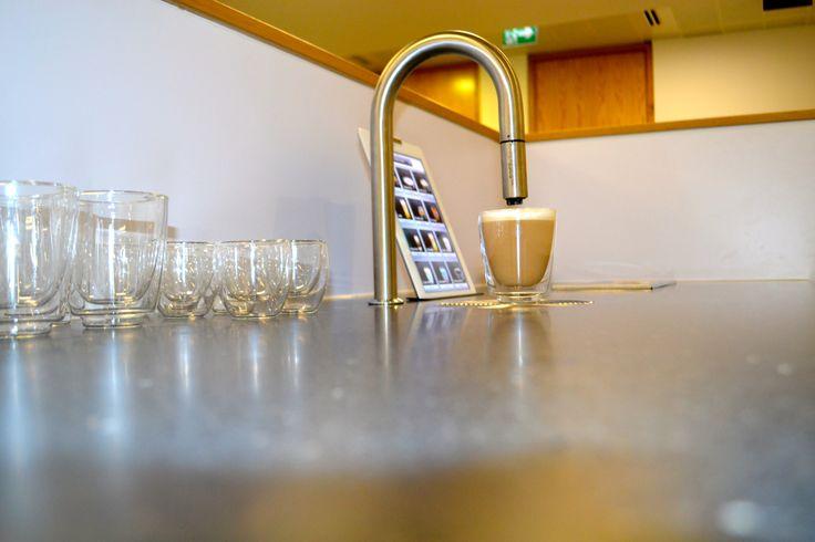 #Coffee #Machine #Cool #FlatWhite #Tech #iPad #iCoffee #CoffeeApp #CoffeebyApp #TopBrewer