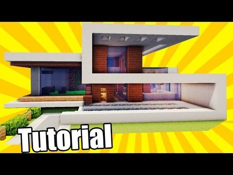 magnificent 20 simple modern house minecraft decorating - Simple Modern House Minecraft