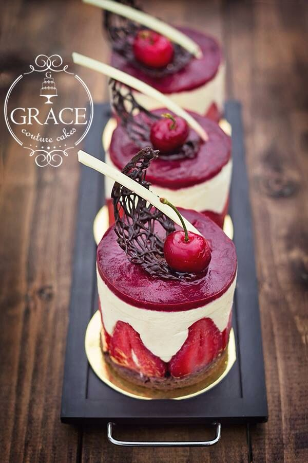 Minicakes weddings www.gracecc.ro