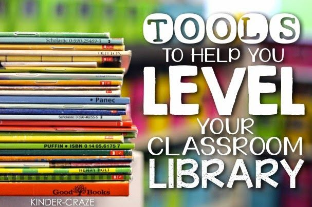Free & paid tools to help elementary teachers level their classroom library. This teacher describes the tools she used to level the books in her library.