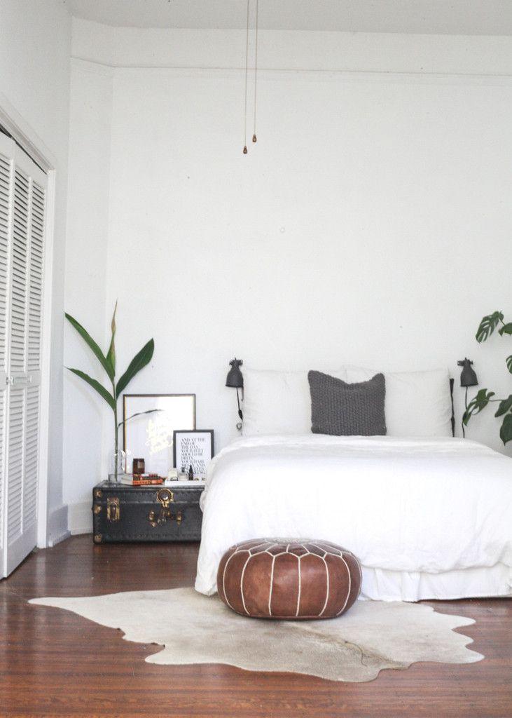 Au Lit Fine Linens | Beautiful Beds: Minimal