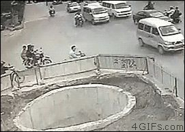 Scooter fail(s)