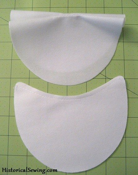 How to make Dress Shields for clothing