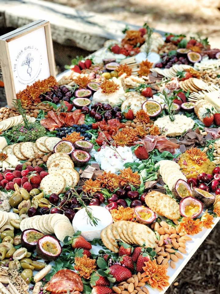 169 best fun wedding food images on pinterest health for Food bar trends