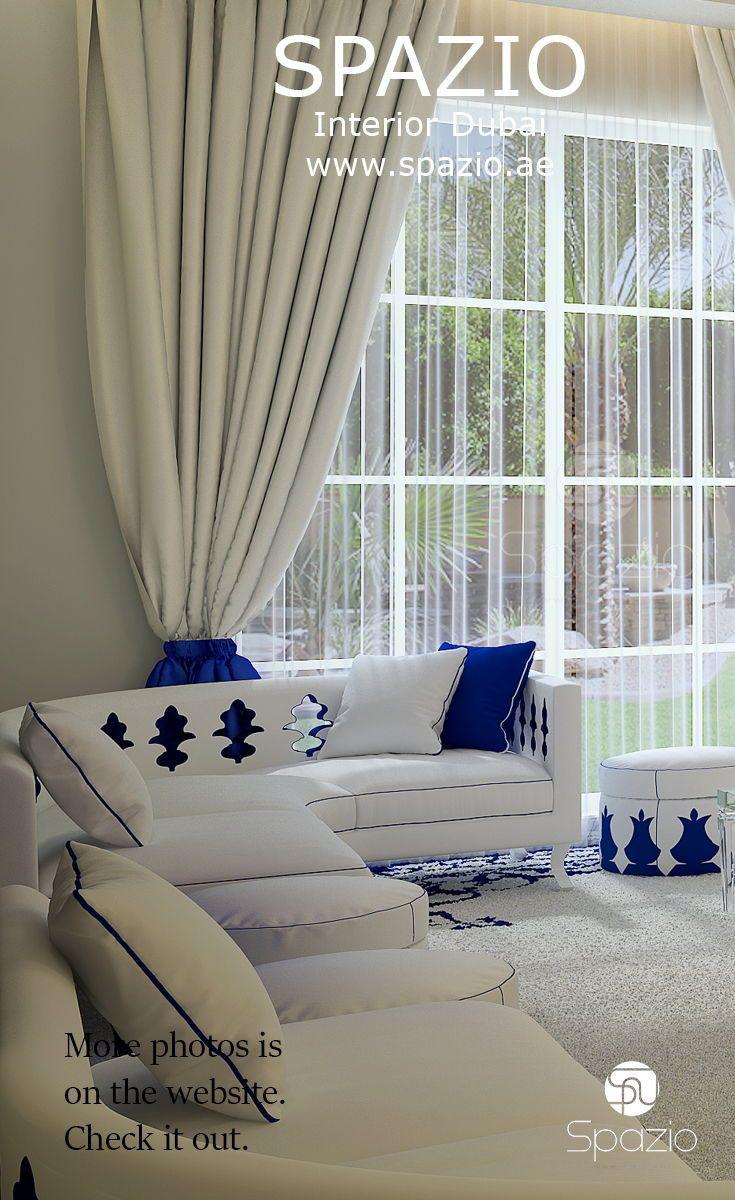 Arabic Majlis Interior Design In Dubai Uae 2020 Interior Design Moroccan Style Interior Luxury House Interior Design