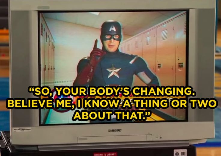 Captain America's PSAs might just have been my favorite thing about Spider-Man Homecoming.