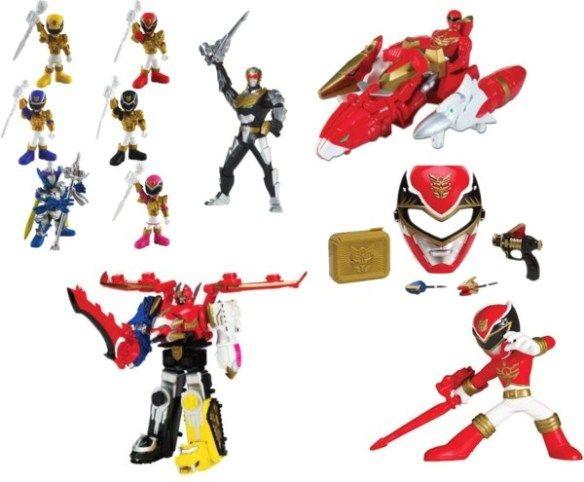 Power Rangers toys for Christmas