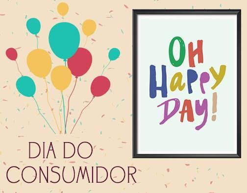 Hoje o dia é todo de vocês consumidores!!! Tem poster comemorativo na Dependure ! #dependure #diadoconsumidor #happyday  www.dependure.com.br