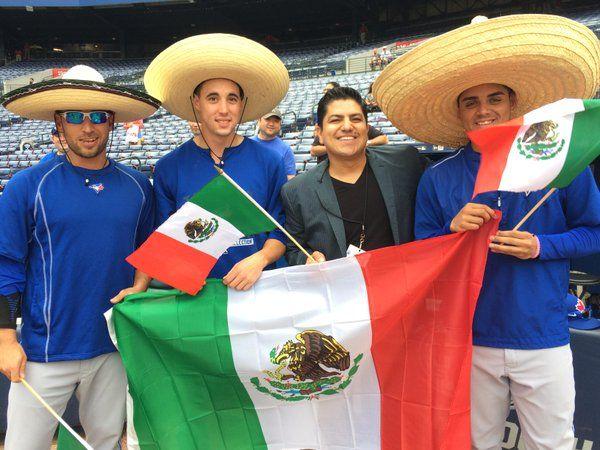 Estrada, Sanchez and Osuna: Toronto Blue Jays
