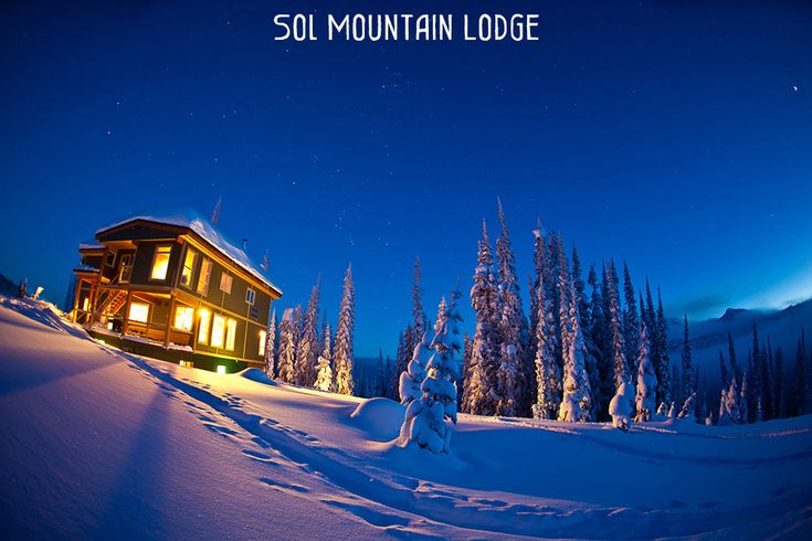 Sol Mountain Lodges