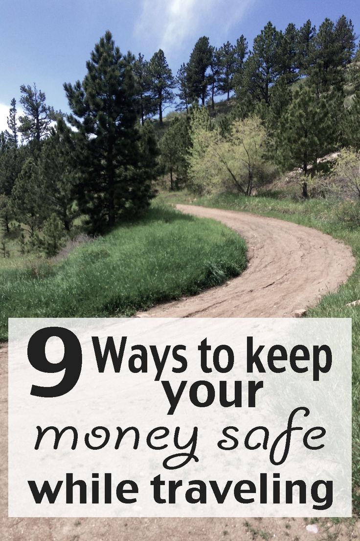 Taking a vacation? Learn how to keep your money safe before you leave. | Financegirl