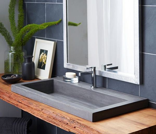 Moderne Waschbecken – per Hand gefertigt und umweltfreundlich – Annemarie Ju [lebe-schön]