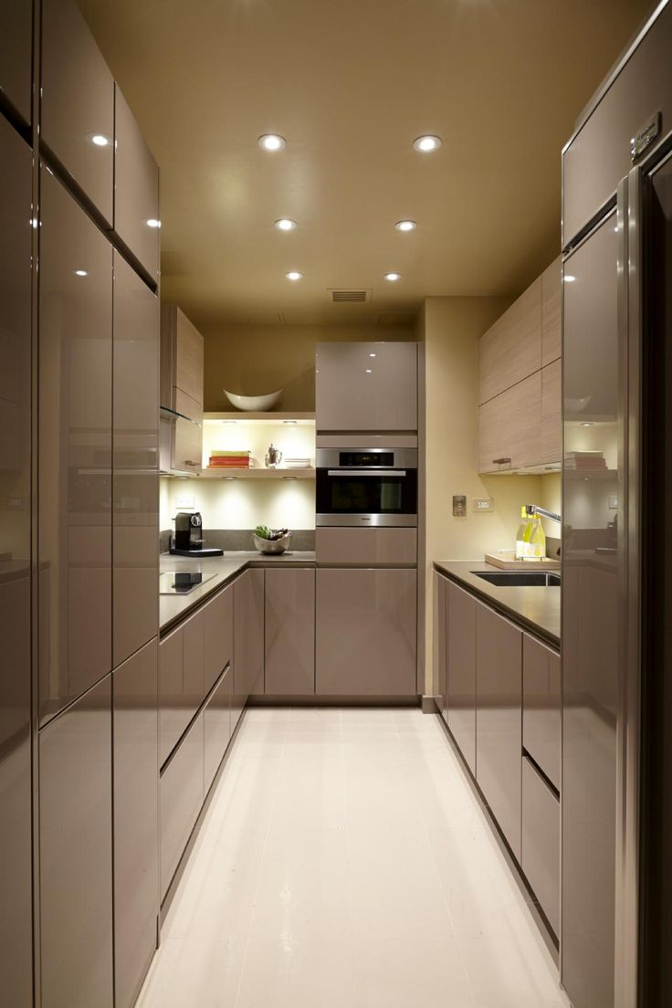 2015 nkba people s pick best kitchen small modern kitchens galley kitchen remodel modern on e kitchen ideas id=67789