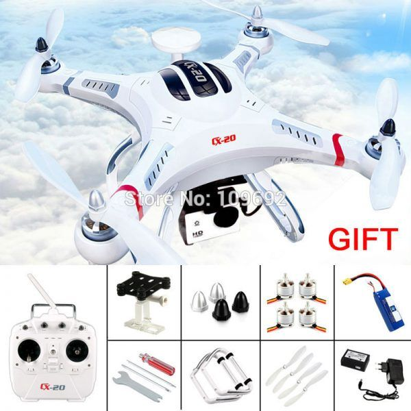 Original Cheerson CX-20 CX20 CX 20 Auto-Pathfinfer RTF GPS RC Quadcopter