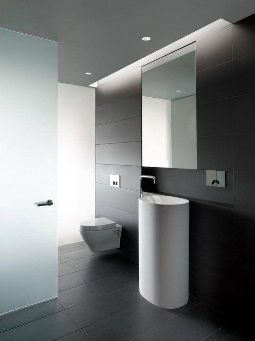 projeto luminotécnico sala de banho