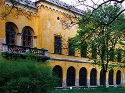 Radvány Radvánszky-kastély
