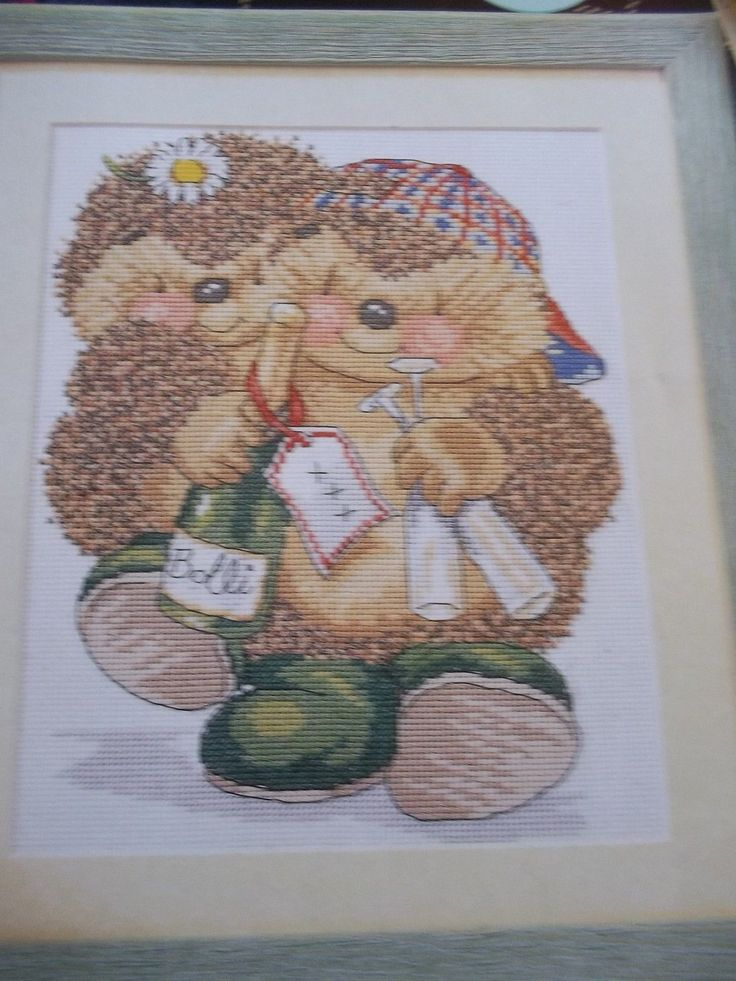 Country Companions It's Party Time The World of Cross Stitching Issue 81 February 2004 Saved