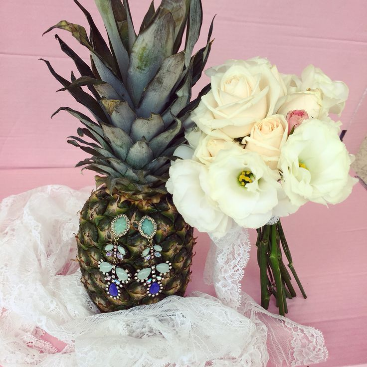 Tropical wedding #tajdesign