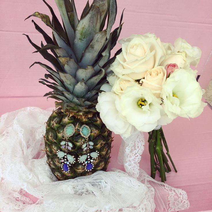 Tropical wedding #tajdesign