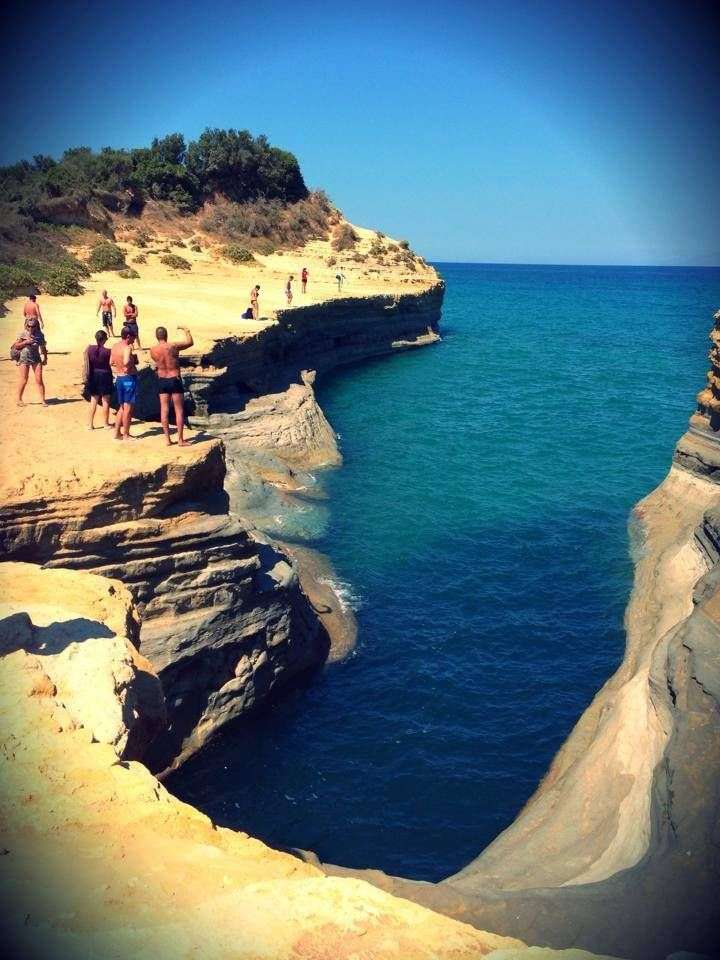 Things To Do in Corfu: Fall in love with Canal d'Amour