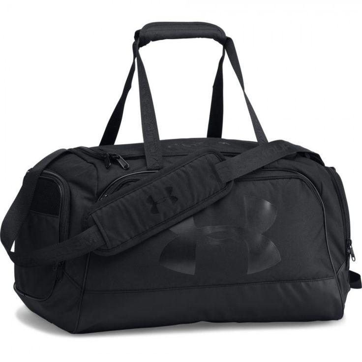 Sportovní taška Under Armour Watch Me černá