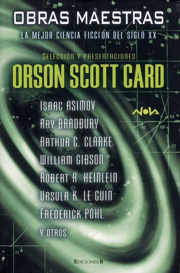 19/07/2014 OBRAS MAESTRAS DE LA CIENCIA FICCION Orson Scott Card