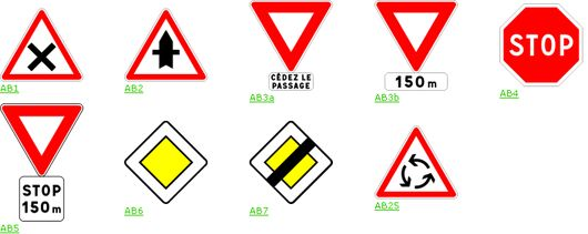 Signalisation intersection