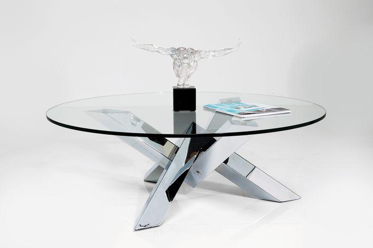 Konferenční stolek sklo-kov - jidelni-stoly-konferencni-stolky-a-zidle