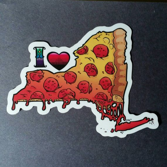 Check out this item in my Etsy shop https://www.etsy.com/listing/244100663/i-love-new-york-pizza-vinyl-sticker-by