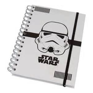 STAR WARS - Stormtrooper Imperial Notepad