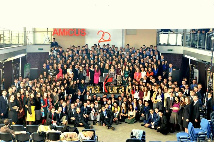 AMICUS, the Romanian #Adventist Students' Organization, celebrates 20 years.  Congresul AMICUS 2013 - aniversarea a 20 de ani.