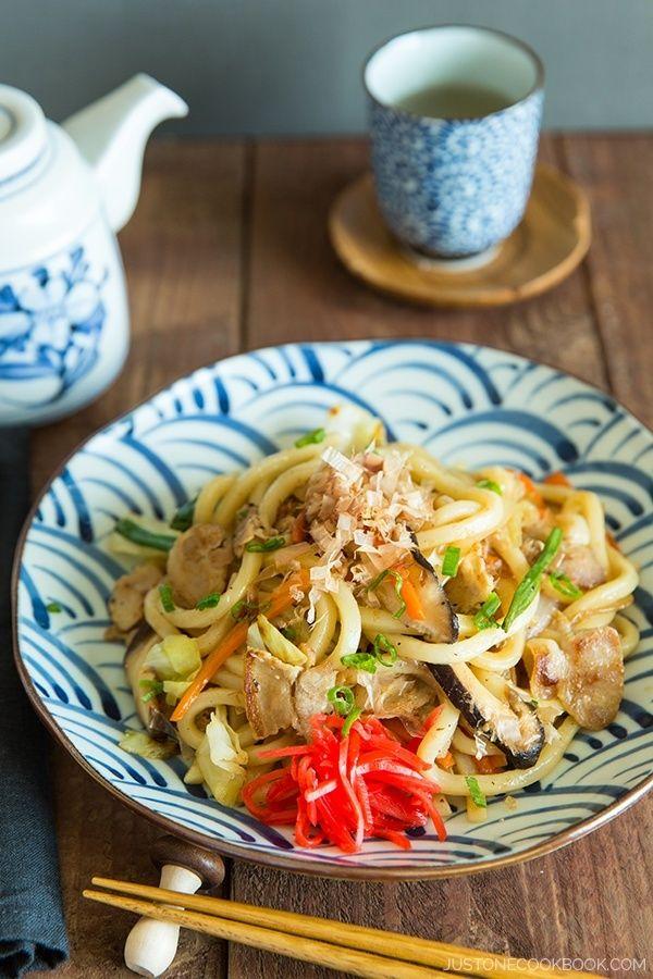 Yaki Udon | Easy Japanese Recipes at JustOneCookbook.com