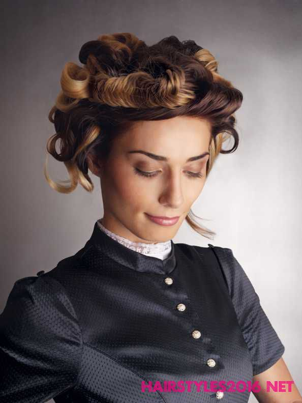 17 best images about hairstyles 2016 on pinterest daily hairstyles fall hairstyles and dirndl. Black Bedroom Furniture Sets. Home Design Ideas