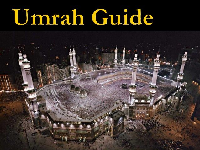 Hajj and Umrah Guide 2012 by Mufti Faraz ibn Adam al-Mahmudi