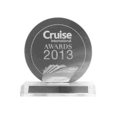 Cruise awards 2013