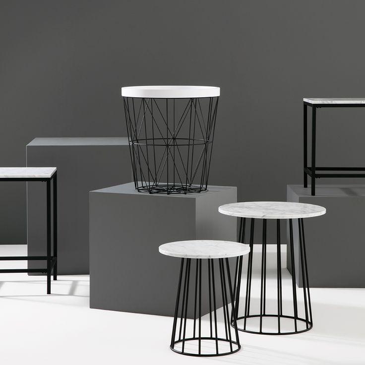 M A R B L E crush #coffee #sidetable #interiordesign